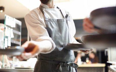 Essentielles Ziel kulinarischer Explosion