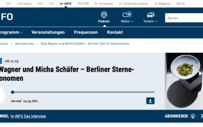 Der PODCAST von HR-INFO mit Billy Wagner und Micha Schäfer