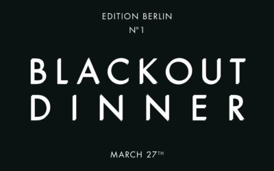 Blackout Dinner Berlin