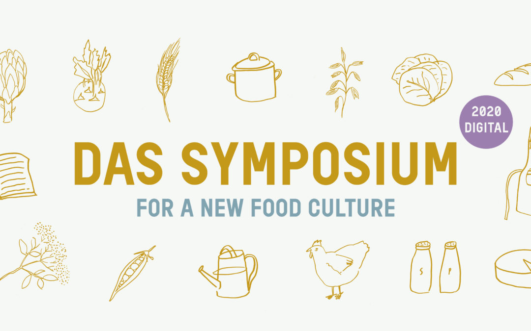 Das Symposium 2020 of Die Gemeinschaft: the only online event you really want to join.